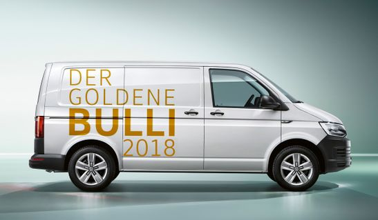 Goldener Bulli 2018 Countdown